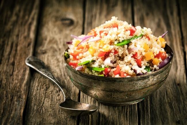 Kinoa-Salatası-Sebze-Vegan-Glutensiz-Tarif