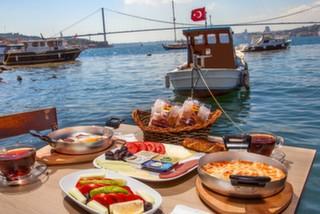 İstanbul'da Denize Nazır Cep Yakmayan Mekanlar