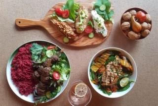 Mevsiminde, Sağlıklı Yemek: Goodville Seasonal Kitchen