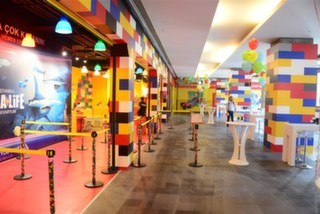 Legoland Discovery Centre İstanbul Açıldı