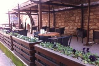 Gülhane Kandil Cafe