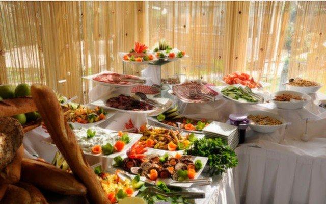 Meyyali Restaurant'ta Açık Büfe Kahvaltı Keyfi