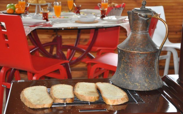 Kuş Evi Restauran'ta Organik Lezzetlerle Dolu Keyifli Bir Kahvaltıya Davetlisiniz!