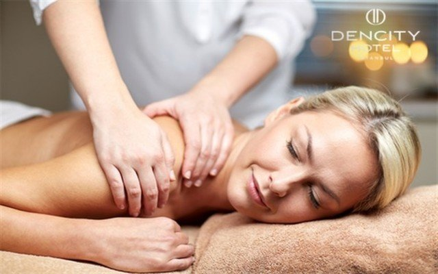Taksim Dencity Hotel Gold Spa'da 40 & 50 Dakikalık Relax, Bali, Aromaterapi ve İsveç Masajları