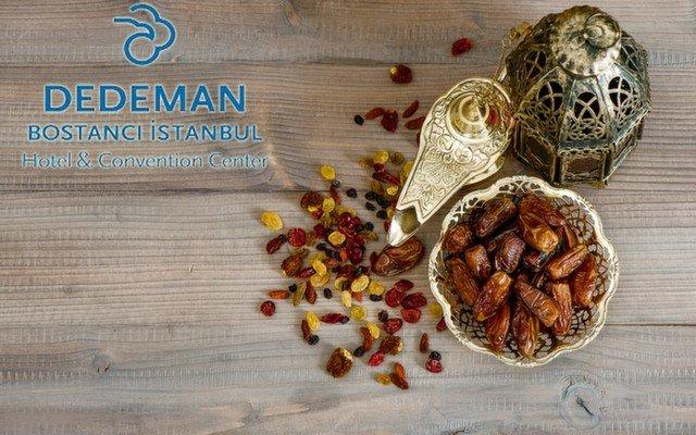 Dedeman Bostancı Hotel'de Ramazan Boyunca Canlı Müzik Eşliğinde Enfes Açık Büfe İftar Menüsü