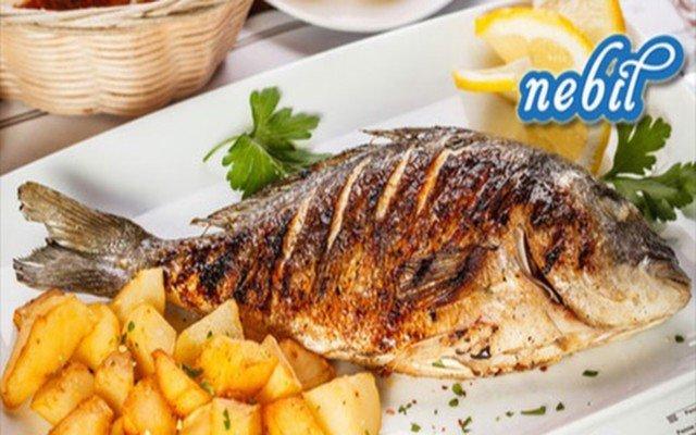 Ankara Nebil Restaurant'ın Şık Ambiyansında Balık ve Et Seçenekli Leziz Akşam Yemeği
