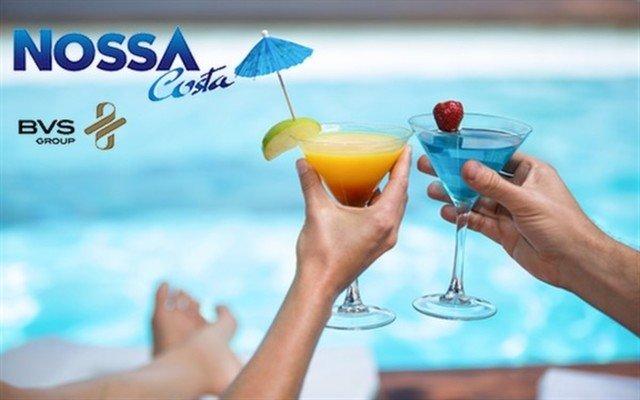 Nossa Costa'da Denizin Ortasında Yazın Keyfini Çıkarabileceğiniz Havuz Kullanımı