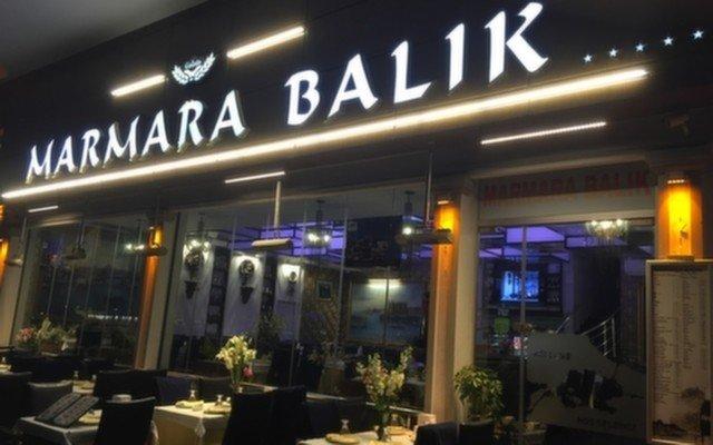 Galata Marmara Balık'tan Alkollü - Alkolsüz İçecek Dahil Enfes Akşam Yemeği Menüsü