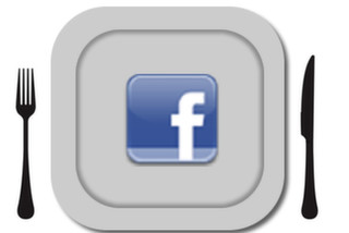 Restoran Facebook Sayfası ve Web Sitesi Bağlantısı